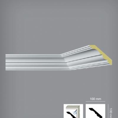 CORNICHE DE PLAFOND ÉCLAIRAGE INDIRECT C3104