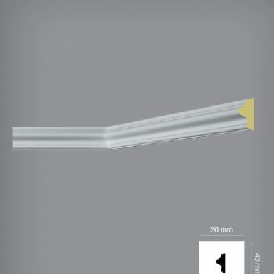 MOULURE POLYURÉTHANE C3209