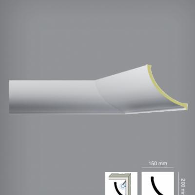 CORNICHE DE PLAFOND ÉCLAIRAGE INDIRECT C3217
