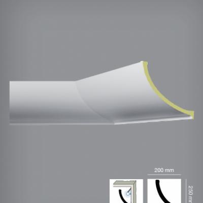 CORNICHE DE PLAFOND ÉCLAIRAGE INDIRECT C3218