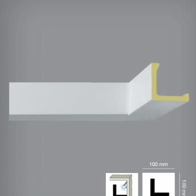 CORNICHE DE PLAFOND ÉCLAIRAGE INDIRECT C3225