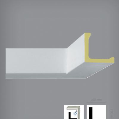 CORNICHE DE PLAFOND ÉCLAIRAGE INDIRECT C3227