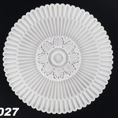 ROSACE de plafond POLYURÉTHANE FH5027 diam 77cm