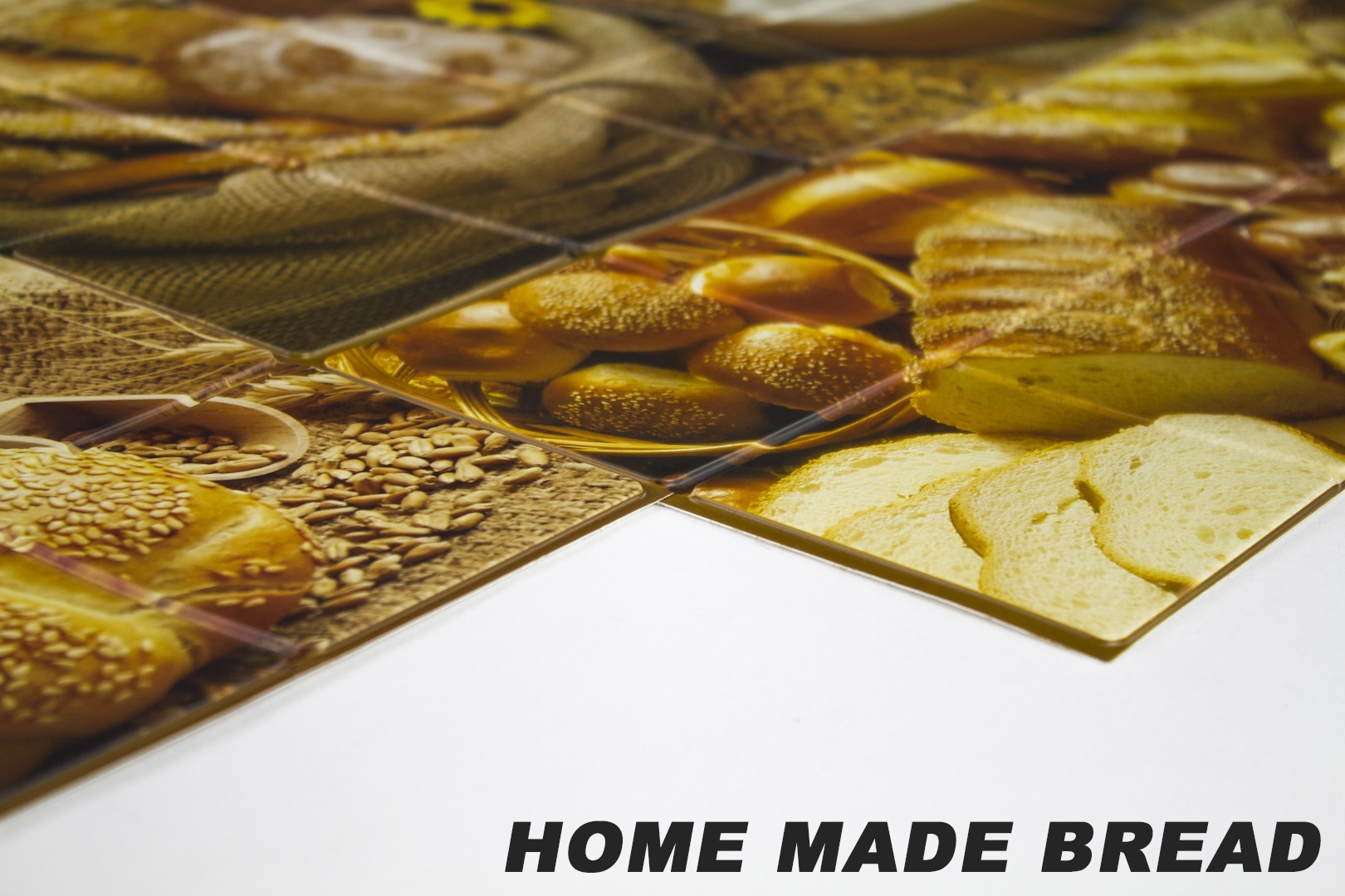 Home made bread originalbild 1