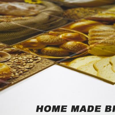 Panneau décoratif mural Mosaïque PVC 95x48cm HOME MADE BREADT