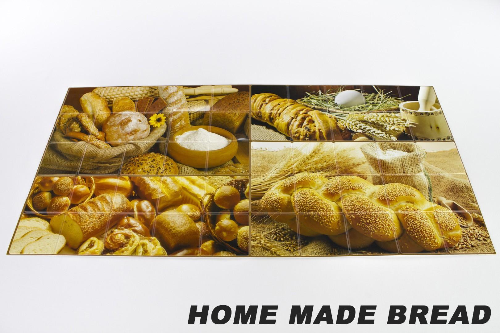 Home made bread originalbild
