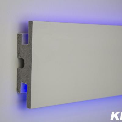 CORNICHEPLAFOND ÉCLAIRAGE INDIRECT KD302
