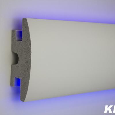 CORNICHEPLAFOND ÉCLAIRAGE INDIRECT KD306