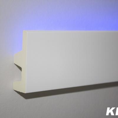 CORNICHE DE PLAFOND ÉCLAIRAGE INDIRECT KF501