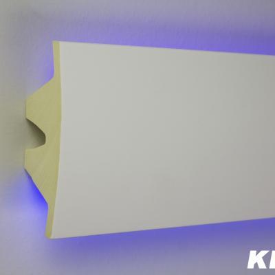 CORNICHE DE PLAFOND ÉCLAIRAGE INDIRECT KF503