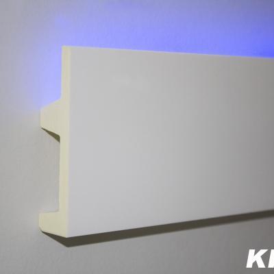 CORNICHE DE PLAFOND ÉCLAIRAGE INDIRECT KF504