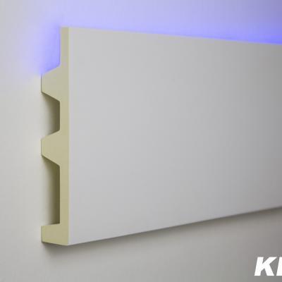 CORNICHE DE PLAFOND ÉCLAIRAGE INDIRECT KF505