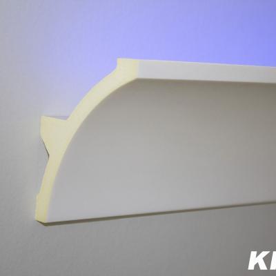 CORNICHE DE PLAFOND ÉCLAIRAGE INDIRECT KF702