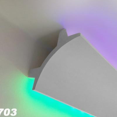 CORNICHE DE PLAFOND ÉCLAIRAGE INDIRECT KF703