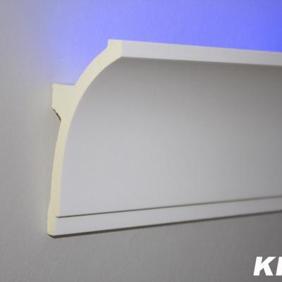 CORNICHE DE PLAFOND ÉCLAIRAGE INDIRECT KF704