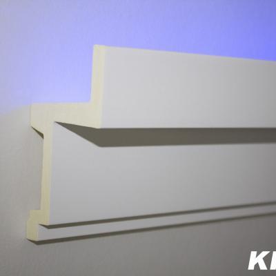 CORNICHE DE PLAFOND ÉCLAIRAGE INDIRECT KF705