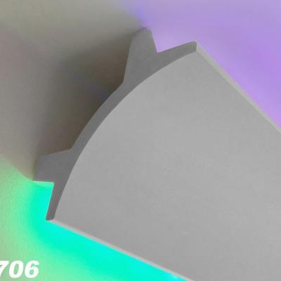CORNICHE DE PLAFOND ÉCLAIRAGE INDIRECT KF706