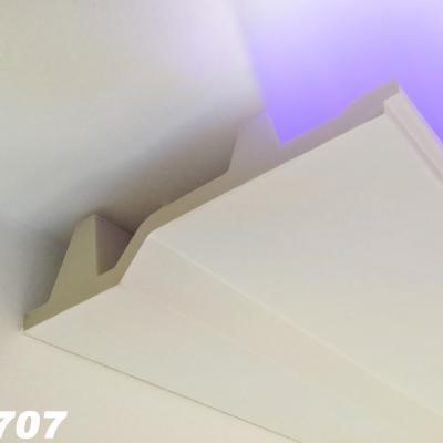 CORNICHE DE PLAFOND ÉCLAIRAGE INDIRECT KF707