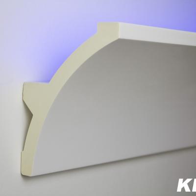 CORNICHE DE PLAFOND ÉCLAIRAGE INDIRECT KF708
