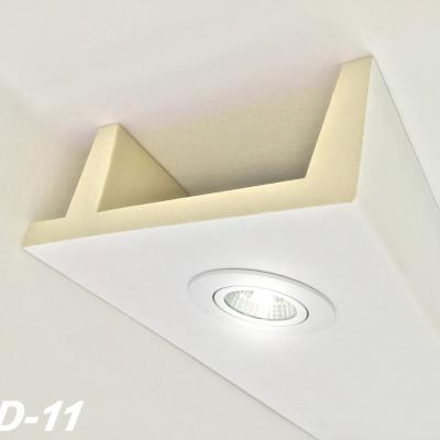 CORNICHE DE PLAFOND ÉCLAIRAGE INDIRECT LED-11