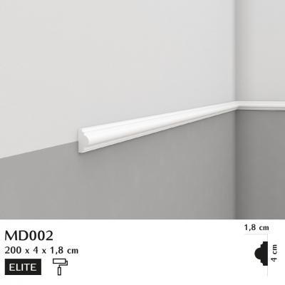 MOULURE DE PLAFOND POLYFORCE® MD002