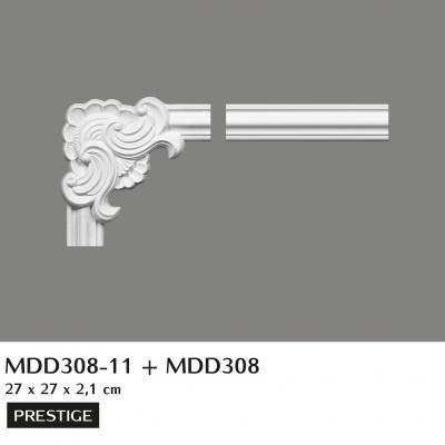 Élément d'angle MDD308-11