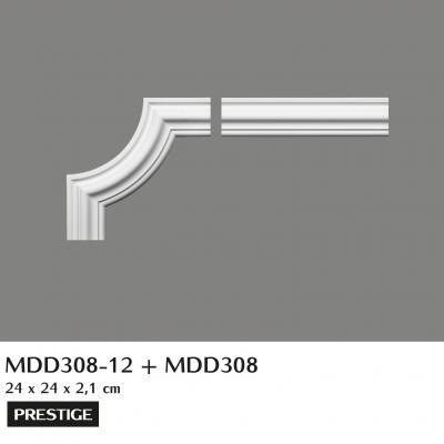 Élément d'angle MDD308-12