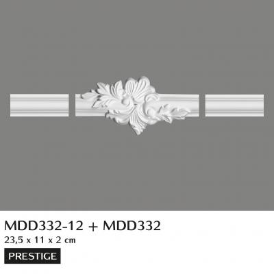 Élément d'angle MDD332-12