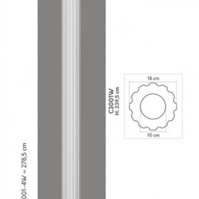 COLONNE C3001 2W