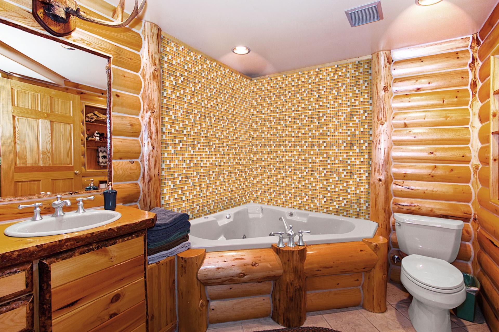 Mosaic amber