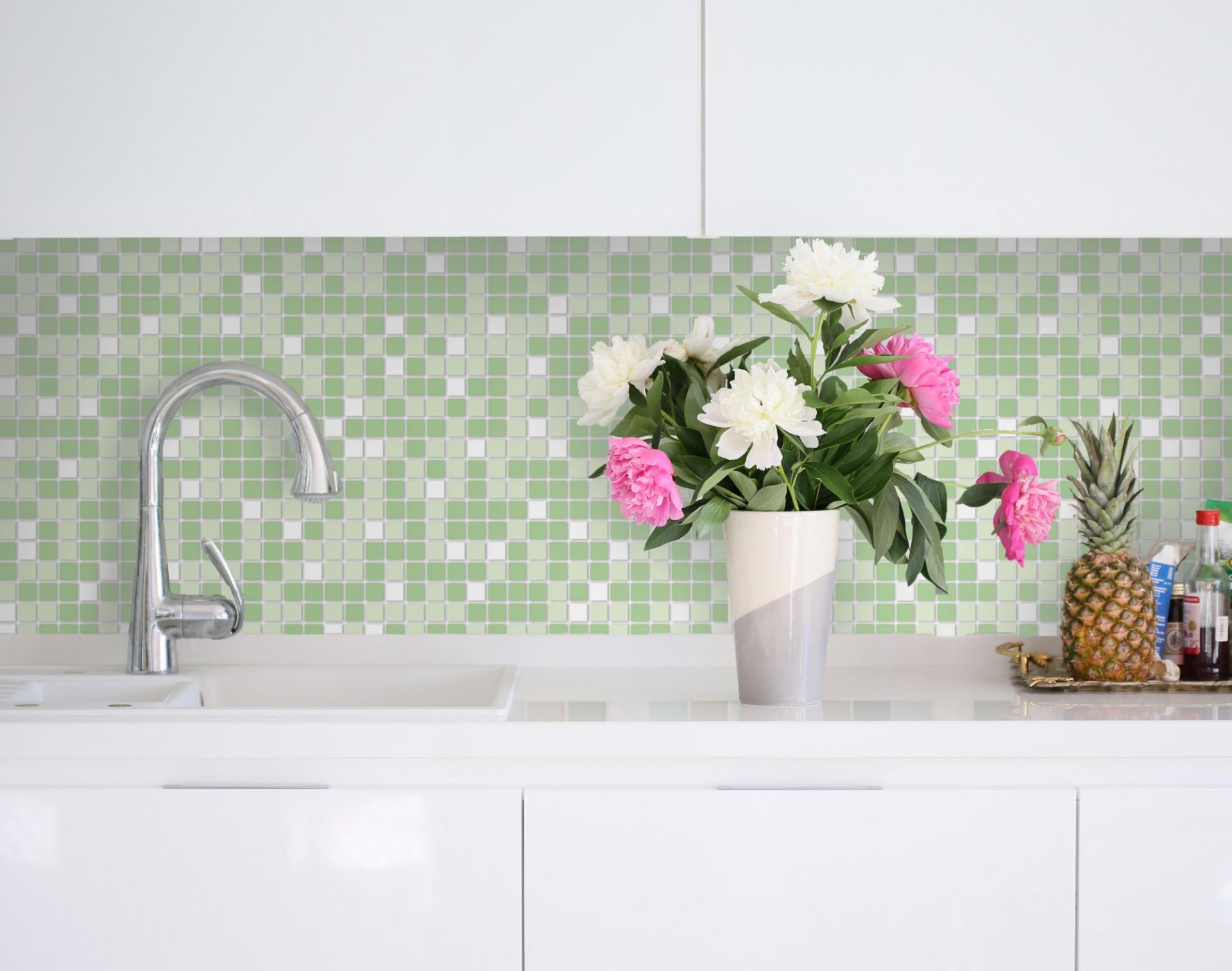 Mosaic green 2