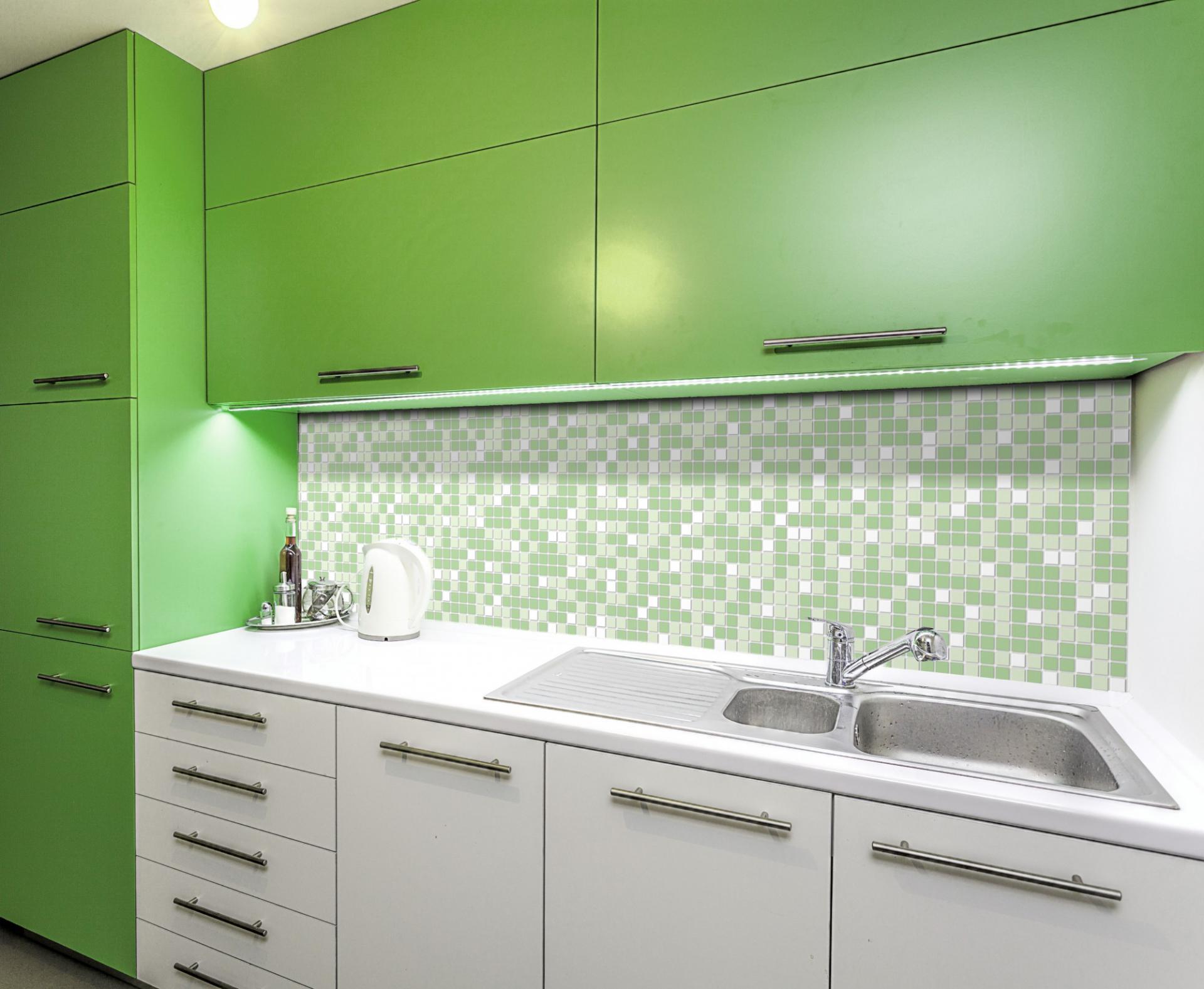 Mosaic green 3