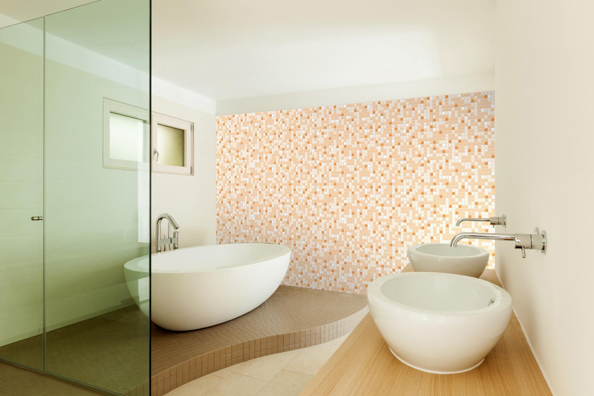 Mosaic orange 2