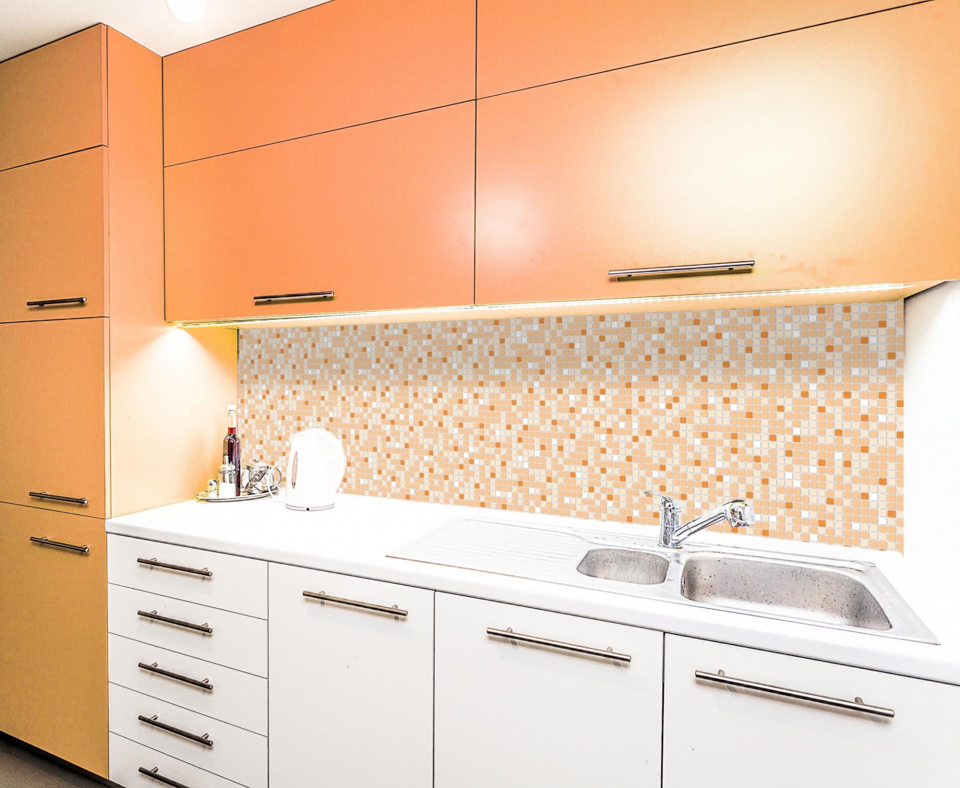 Mosaic orange 3