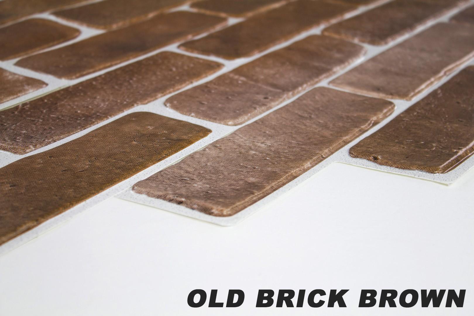 Old brick brown originalbild 2