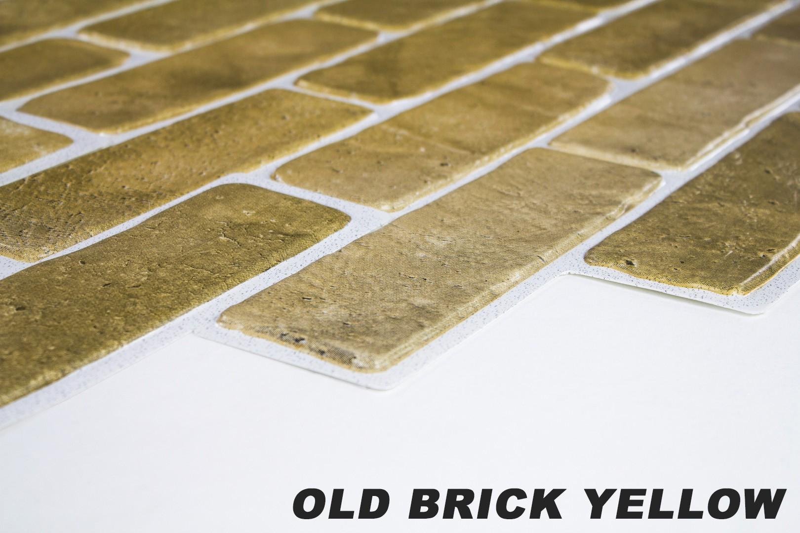 Old brick yellow originalbild 1