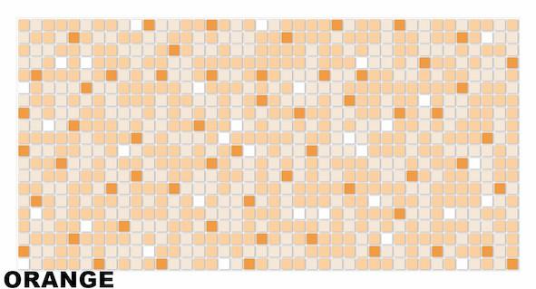 Orange mosaic1