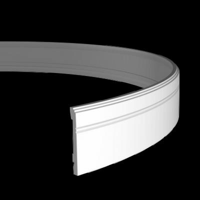 Plinthe polyurethane sarmis flexible