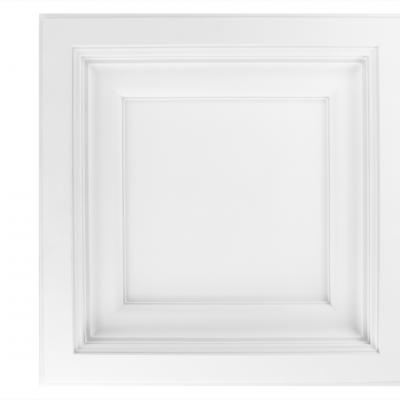 Dalle de plafond polyuréthane Antichoc 60x60cm  R241