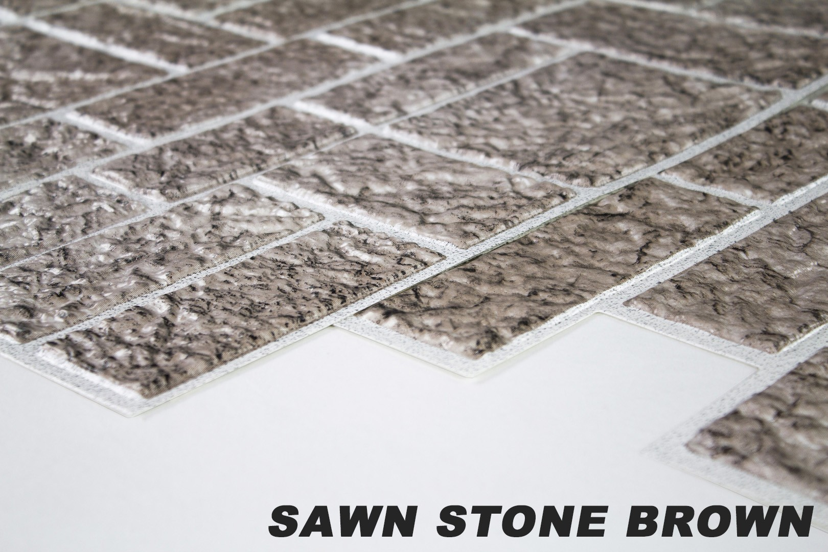 Sawn stone brown originalbild 1