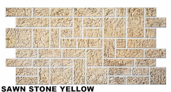 Sawn stone yellow1