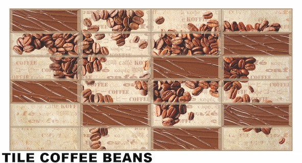 Tile coffee beans1