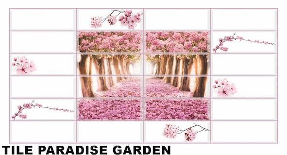 Tile paradise garden1