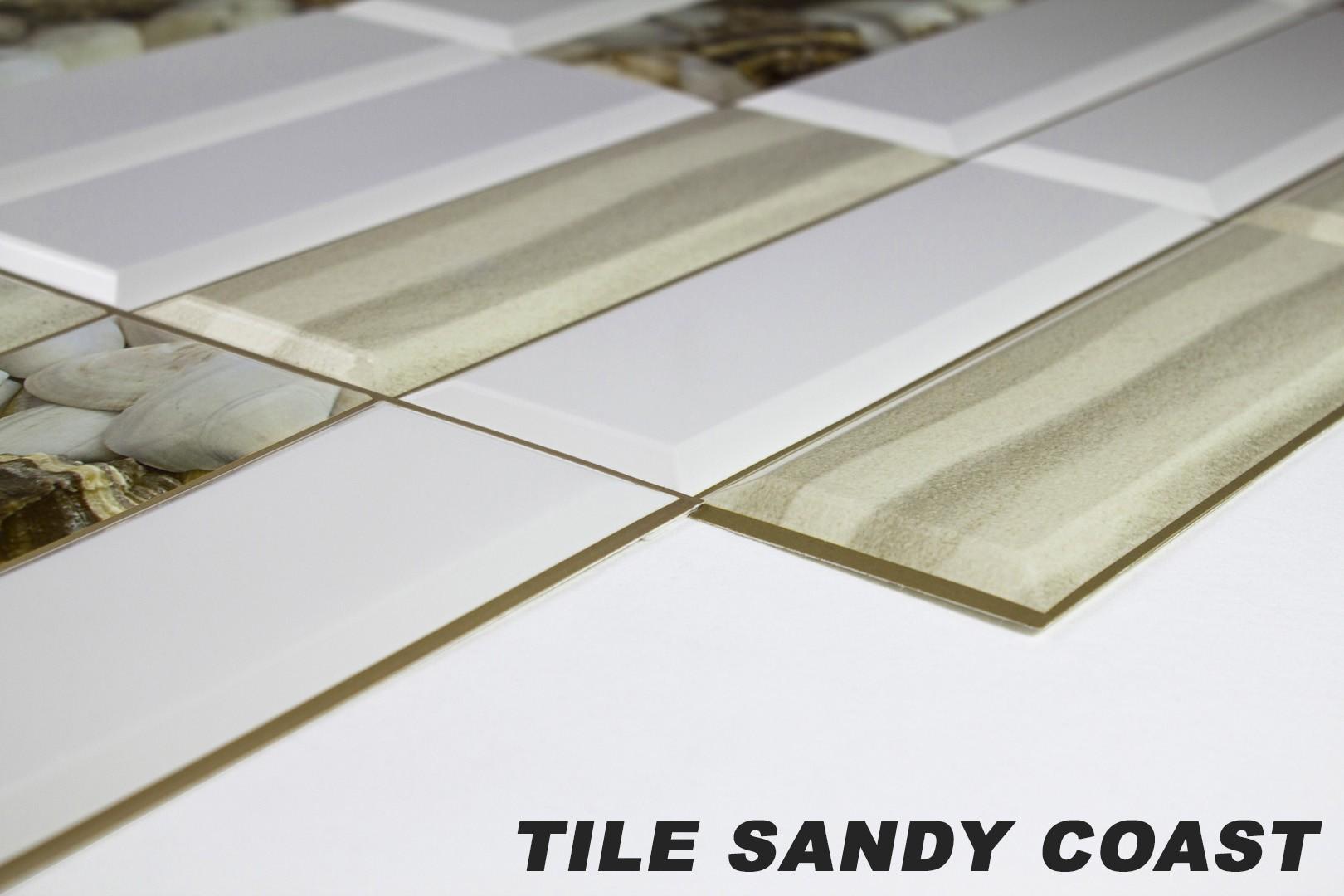 Tile sandy coast originalbild 1