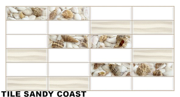 Tile sandy coast1
