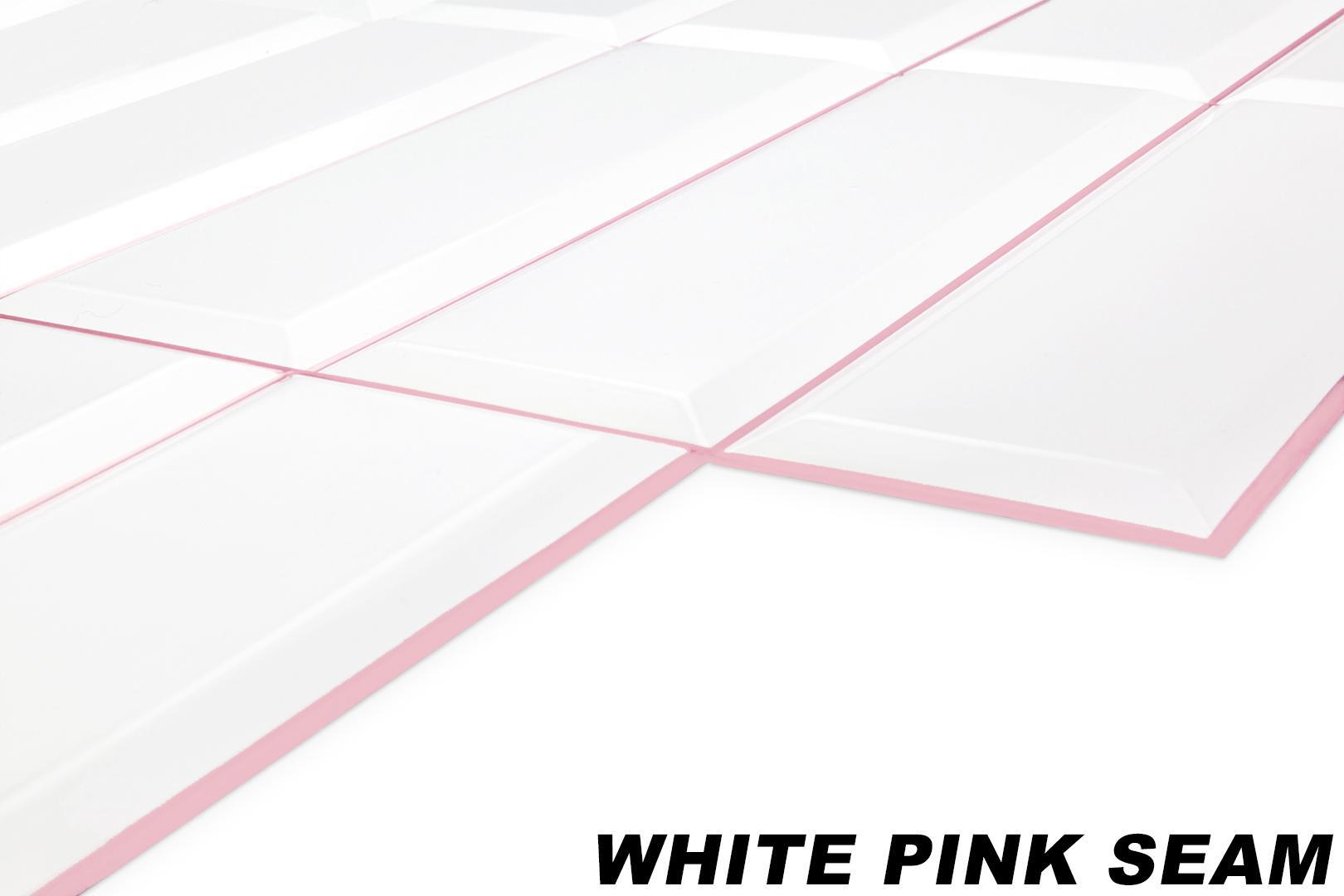 White pink seam originalbild 1431